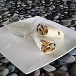 recette galette chorizo courgette poivron