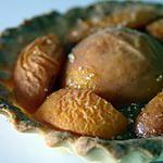 recette Tartelette aux abricot