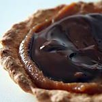 recette Tartelette Chocolat / Caramel