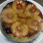 recette Gâteau à l'ananas.