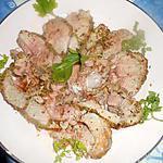 recette Selle d agneau en croute d herbes