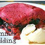 recette Summer pudding