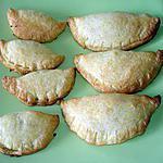 recette Mini chaussons pomme-cannelle