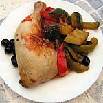 recette Poulet à l'italienne