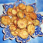 recette Tempura de courgettes