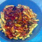 recette pâte macaroni oriental