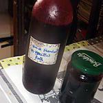 vin de framboises  recette de maryline et !!!!!!!!!!!!!!!!!!!!!!!!!mirabelle et jean