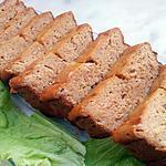 recette Pain de thon au biscottes