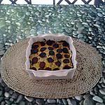 recette gratin de courgettes au chorizo