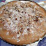 recette TORTA  CREMA  CIOCCOLATO E NOCCIOLE