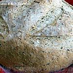 recette Pain aux graines de lin brun et son d'avoine