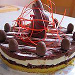 recette Le Trianon vanille/chocolat