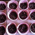 recette CROUSTILLANTS CHOCOLATS PRALINES