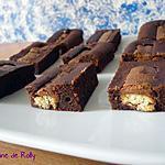 recette Brownie au Twix