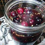 recette cerises au vinaigre  site elle a table   deuxiéme recette