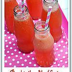 recette cocktail vodka/fraises