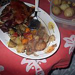 recette gigot d agneau mariné et aux épices