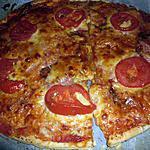 recette PIZZA EXOTIQUE