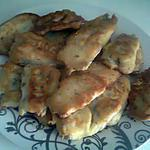 recette Beignets de sardines