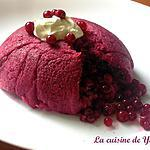 recette British summer pudding - Pudding aux fruits rouges