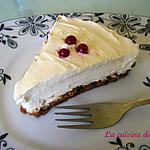 recette Cheesecake sans cuisson