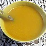 recette Soupe choux chinois et légumes. 1.