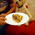 recette TARTE AUX CHAMPIGNONS / VIANDE