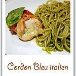 recette Cordon bleu italien