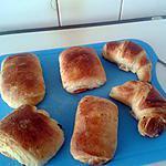 recette pain au chocolat et croissant