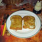 recette des croûtes dorée