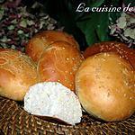 recette Petits pains à l'huile d'Argan