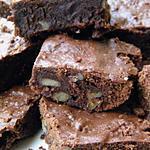 recette Brownie au noix de pecan