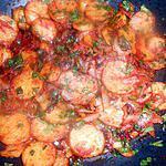 Pommes de terre sautées a la hongroise