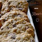 recette Cookies au Reese's