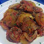 recette Recette Pommes de terre sautées a la Hongroise. de Jeanmerode.