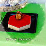 recette mousse fruit de la passion
