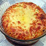 recette Quiche sans pâte au thon et fines herbes