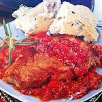 recette Porc à l'italienne de ma maman que j'aime