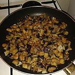 recette Aubergines poêlées