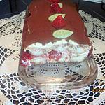 recette Tiramisu au Philadelphia aux fraises et kirsch.