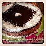 recette bavarois chocolat croustillant pralinée