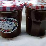 recette Marmelade de melon et vanillé.