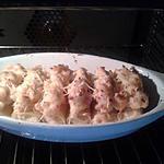 recette Cannelonis au chevre et saumon fumé