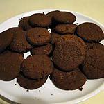 recette Sablés anglais au chocolat et à la cannelle