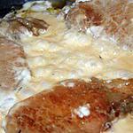 recette Filet de porc champignon/crème avec ma touche personnelle et ....