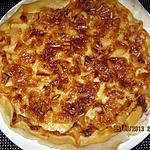 recette Tarte aux pommes avec mascarpone