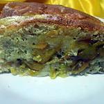 recette Gâteau aux mirabelles.