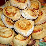 recette Escargots au jambon et gruyère