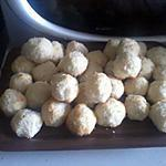 recette boule coco