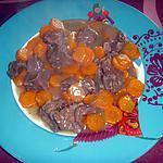 recette Boeuf-carottes